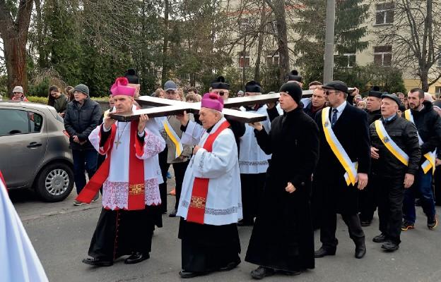 Via Crucis z Chrystusem