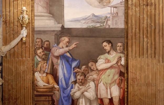 Boże miłosierdzie w refleksji Ojców Kościoła