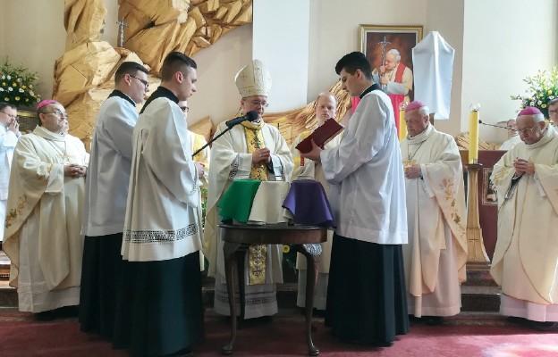 Święta w diecezji