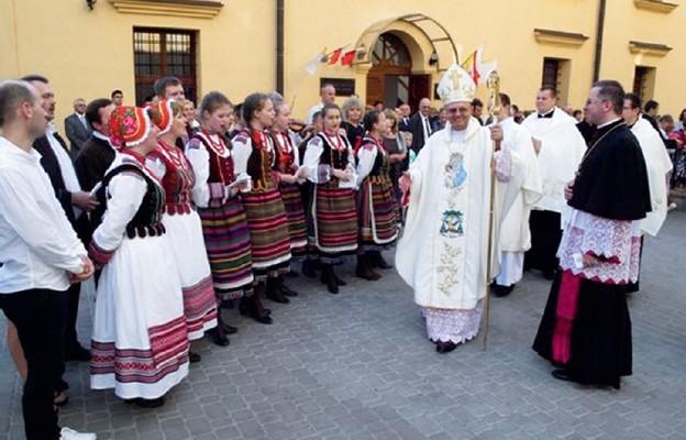 Jubileusz biskupiej posługi