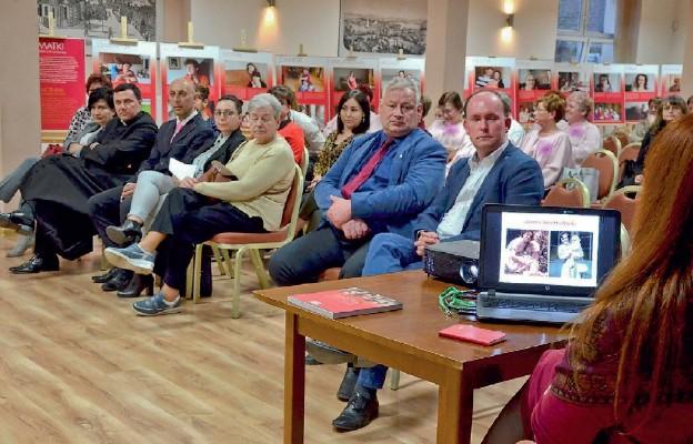 Spotkanie zgromadziło osoby zaangażowane w obronę życia