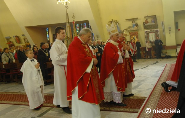 Uroczystości odpustowe w parafii św. Wojciecha w Częstochowie