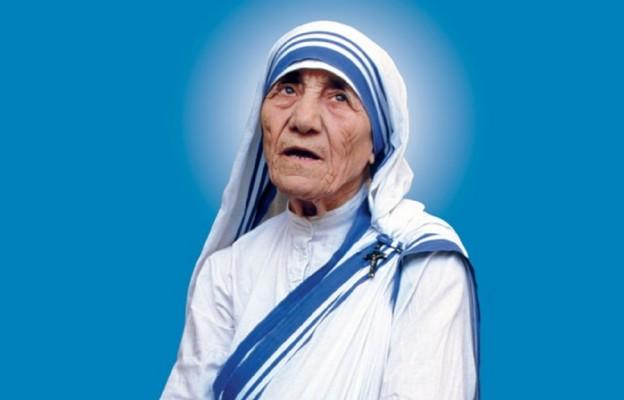Moja Ciocia święta Matka Teresa Niedzielapl