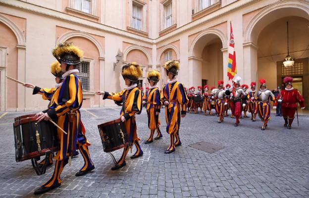 Watykan: Gwardia Szwajcarska ma nowego kapelana