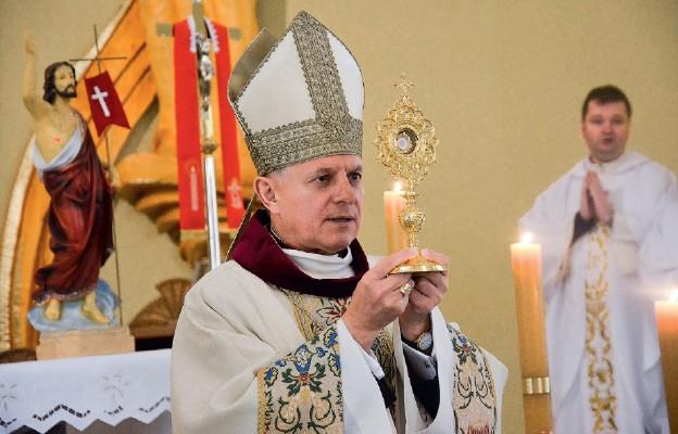 Relikwie świętego papieża u św. Tadeusza