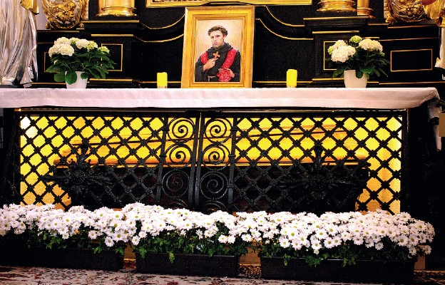 Bł. Rafał Chyliński – święty stąd