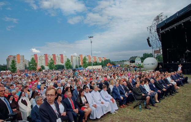 W hołdzie Papieżowi z Polski