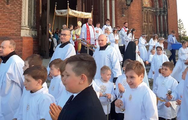 Odpust parafialny zgromadził licznych wiernych