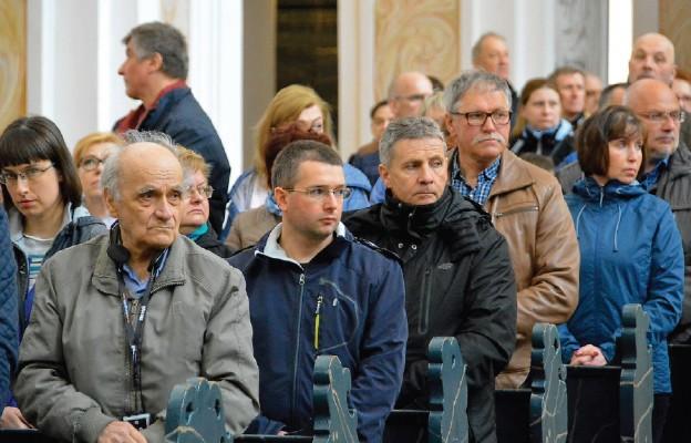 Do sanktuarium w Krzeszowie przybyły całe rodziny