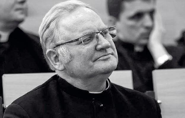Śp. ks. Marian Balicki 1952-2019