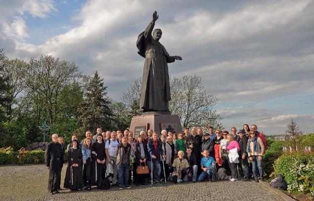 Prawie wszyscy uczestnicy pielgrzymki po raz pierwszy w życiu byli w Częstochowie