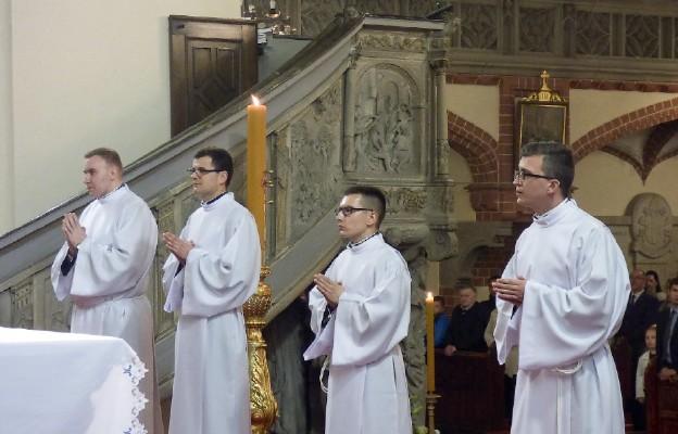 Diecezja ma nowych diakonów