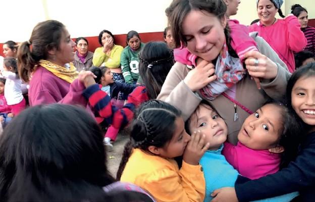 Mała Ola w wielkim Peru
