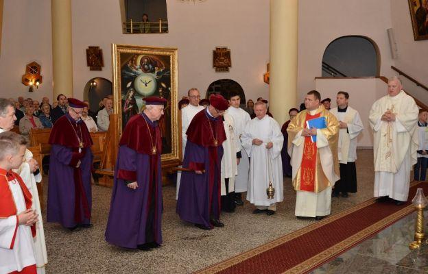 Peregrynacja w parafii Najświętszej Maryi Panny Królowej Polski w Gorzowie