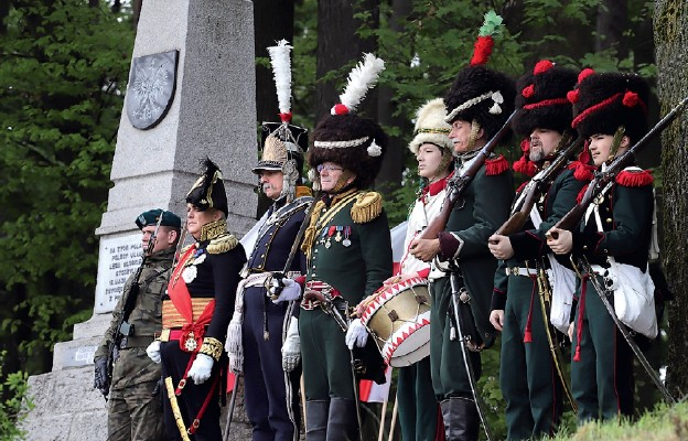 Polscy ułani niepokonani
