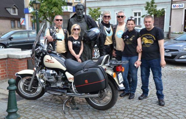 II Motocyklowy Rajd śladami o. Bernarda