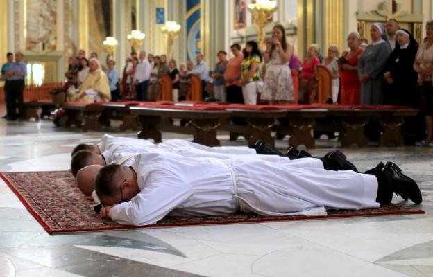 Licheń. Święcenia prezbiteratu i diakonatu
