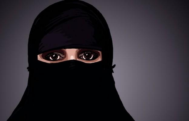 Burka, krzyż i śmierć