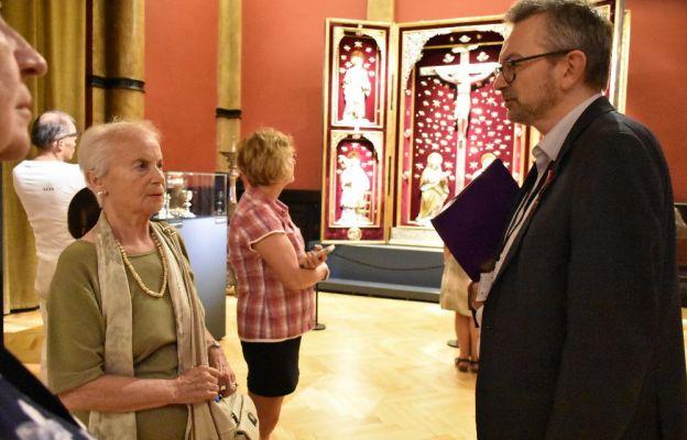 Jacek Witecki Kurator wystawy
