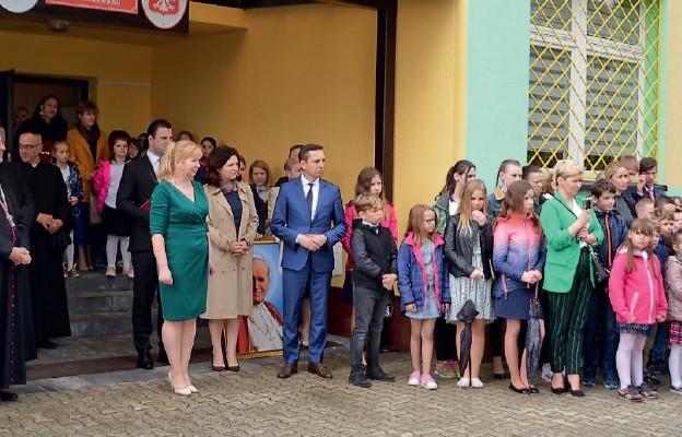 Kluczewsko dołączyło do rodziny szkół papieskich