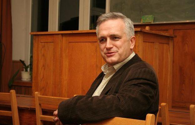 Zbigniew Nosowski: moja praca ma służyć człowiekowi