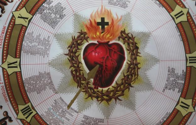 Serce Jezusa, aż do śmierci posłuszne...