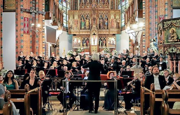 """Oratorium """"Mesjasz"""" w wałbrzyskiej kolegiacie"""