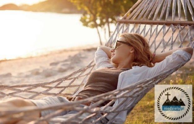Jak odpocząć, żeby wypocząć