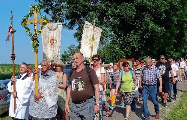Do Wardęgowa przybyły tysiące pątników z całej diecezji