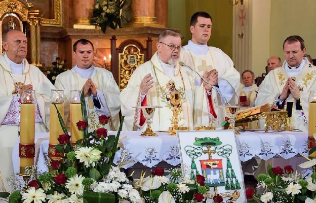 25. rocznica sakry biskupiej