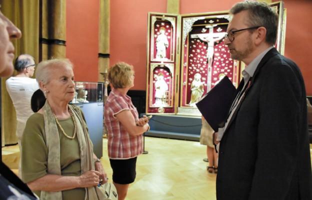 Biskupa Jerina ślady w katedrze