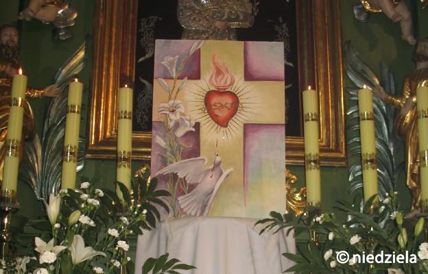 Zakończenie Oktawy Bożego Ciała u sióstr Bernardynek