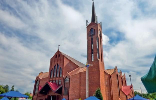 Srebrny jubileusz bolesławieckiej parafii