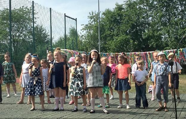 Jubileusz szkoły im. Jana Pawła II