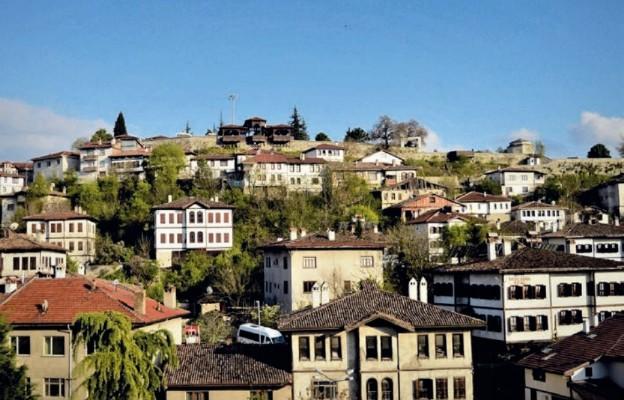 Miasto szafranu