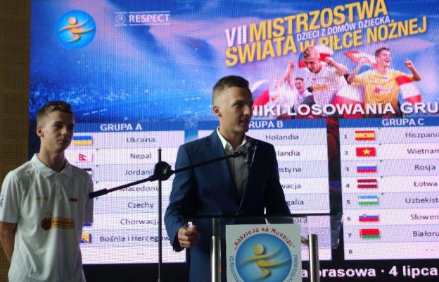 Do Warszawy przyjadą młodzi piłkarze z całego świata