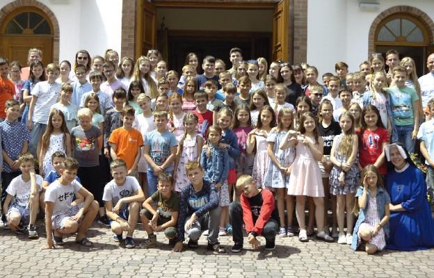Szczęśliwi w Polsce