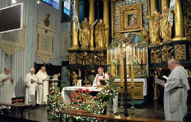 Pochylali się nad tematyką Eucharystii