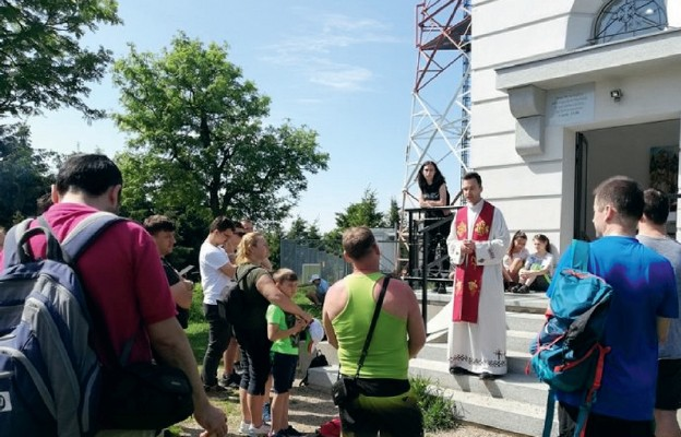 Msze Święte na Wielkiej Sowie