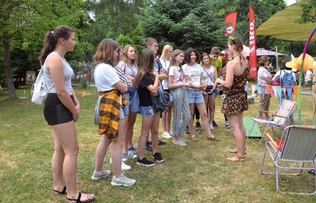Młodzież z Sieprawia i Zakliczyna gotowa do pomagania