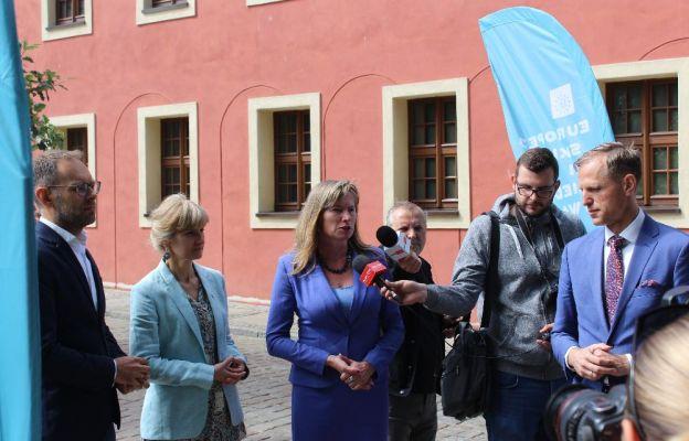 We Wschowie 10 lipca odbył się briefing prasowy dotyczący ogólnopolskiej inauguracji 27. Europejskich Dni Dziedzictwa