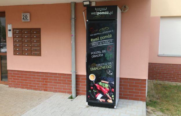 Kolejna lodówka społeczna we Wrocławiu