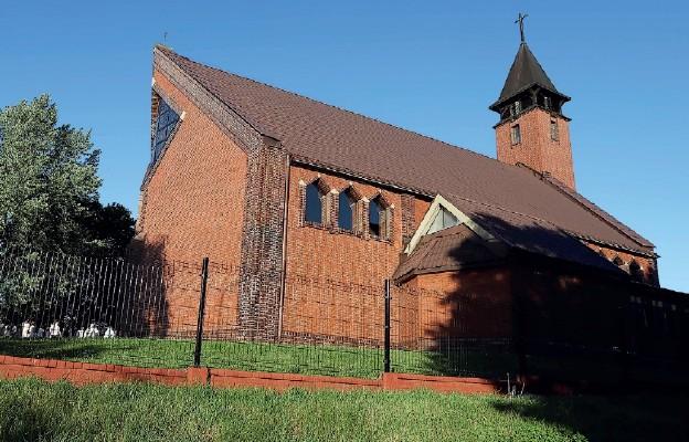 Kościół Matki Bożej Nieustającej Pomocy