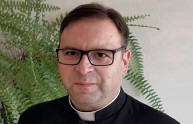 Ks. Bartosz Mitkiewicz