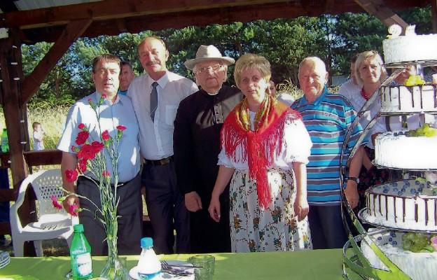 Jubileusz świętowano z ks. Janem Szkocem