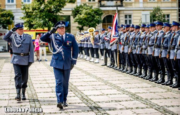 Gorzów: Obchody Święta Policji. Fotogaleria.