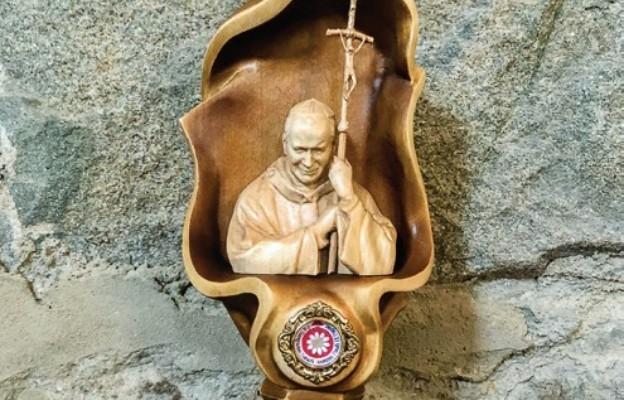Św. Jan Paweł II kochał te okolice