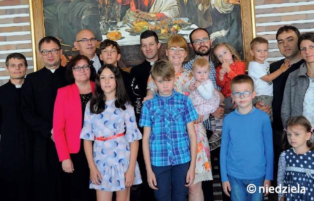 Rodziny to żywy Kościół