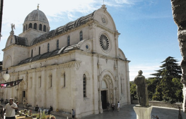 Katedra i kapary mistrza Juraja