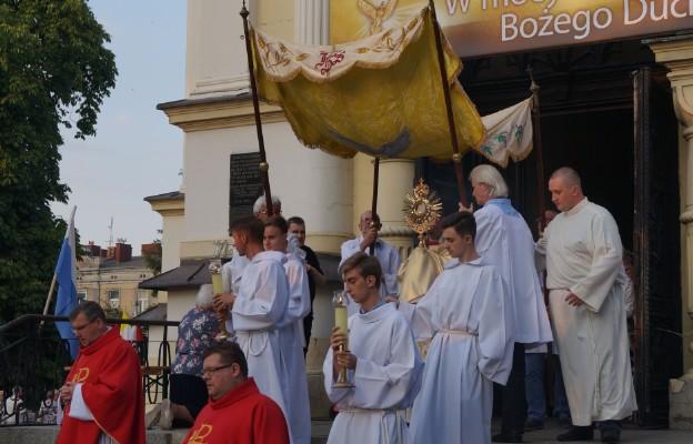 Częstochowa: uroczystości ku czci św. Jakuba Apostoła